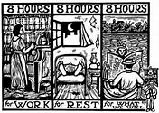 8 hour days