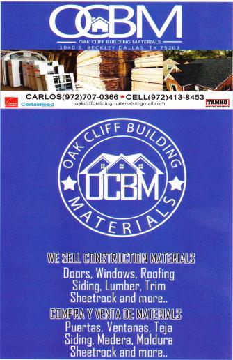 Oak Cliff Building Materials